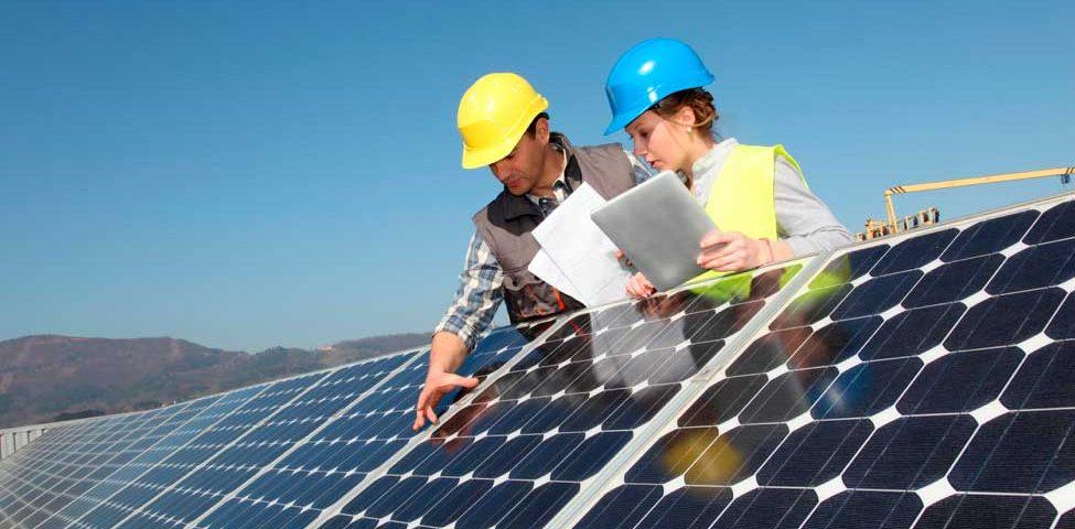 capacitação de energia solar